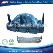 molde parachoques del automóvil para productos de plástico