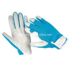 Promotional Pigskin Leather Mechanics Working Tool Safe Hand Glove