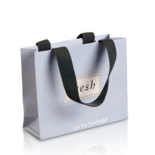 Custom Printing Recyclable Paper Gift Packing Bag Factory