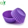 Moules de cuisson flexibles Muffin Dessert Silicone