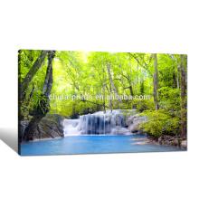 Arte de la impresión de la pared de la lona del paisaje natural para la decoración del hogar y de la oficina
