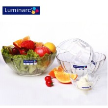 Luminarc Big Size Lotus Flower Glass Salad Bowl (E9986)