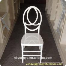 Nueva silla plástica tiffany de Phoenix de la resina plástica del diseño