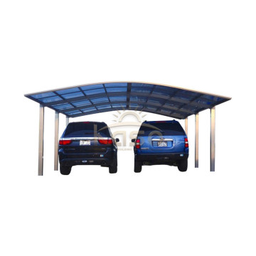 Posto auto coperto Tenda Gazebo Aluminium Profile Pc Car Shelter