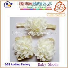 Drop shipping name brand chaussures de bébé en gros pieds nus