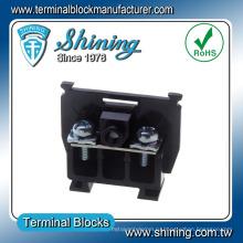 ТС-015 DIN-рейку 15 Ампер пластиковый Разъем терминального блока