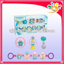 Lovely Plastic Bell Für Mädchen 4Pieces Ein Set Rocking Bell Spielzeug