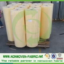 Tejido industrial no tejido PP Spunbonded