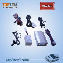 Wireless Burglar GPS/GSM Car Alarm + GPS Tracker with Car Remote Starter, Two Way Talking (WL)