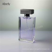 Botella de perfume modificada para requisitos particulares 100ml del fabricante