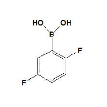 2, 5-дифторфенилбороновая кислота CAS № 193353-34-3