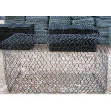 Malla de alambre recubierta de PVC (Gabion Box)