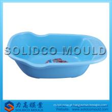 Molde plástico da banheira das crianças