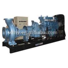 Ensemble de pompe à moteur diesel Automation