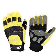 Popular Cycling Motorcycle Motorbike Full Finger Gel Padding Glove