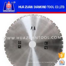 Cortador de hoja de sierra circular de larga duración para granito