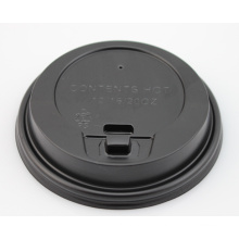 Best Quality Plastic Flat Lid for Disposable Paper Cup