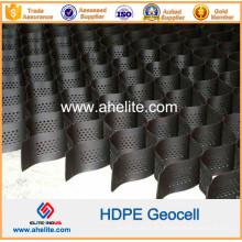 Plástico de la fábrica de China HDPE Geocells Geoweb con el certificado de Ce