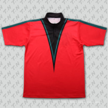 2015 Moda Crimson Sublimation Tennis Wear