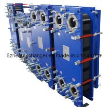 Plattenwärmetauscher für A4m-Modell Wasser-Wasser-Wärmetauscher