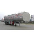 12.6m Tri-axle Milk Transport Trailer Semi