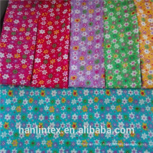 100% cotton Dyed/Solid Color Double Brushed Flannel Fabric C20S*C10S/40*42*44'' Factory