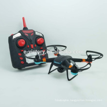 2.4G RC Airplane With HD Camera Quadcopter Toys