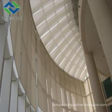 Fiberglass Coated with PTFE Curtain