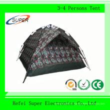 Tente imperméable à double couche de prix bon marché pour le camping