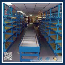 Roller Shelves For Assembly Line