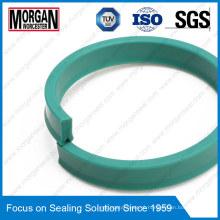 Uns Series Polyurethane Hydraulic Cylinder Piston / Rod Seal