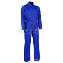 Coverall Use 100% Cotton or Cotton/Polyester