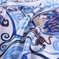 Bufanda de seda del 100% de la impresión de Digitaces del cliente