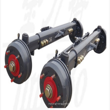 English Type Axle Steering Axle For Trailer and Semi-Trailer
