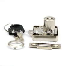 Easy Security Zinc Alloy Rim Drawer Cabinet Slam Lock