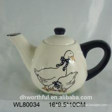 Chaleira de água cerâmica