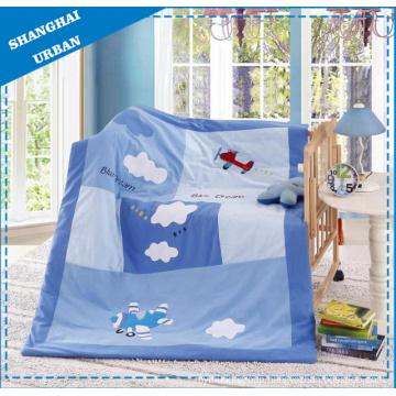 Patchwork Bedding Baby Quilt