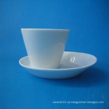 Juego de taza de café de porcelana, estilo # 426
