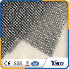 engranzamento de fio frisado na rede de arame de aço, cerca de engranzamento frisada da aplicação (fabricação de Anping)