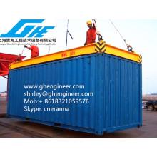 20 feet semi-automatic container spreader