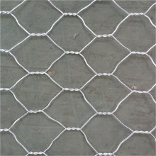 Double Twisted Galvanized Gabion Basket With 80x100mm