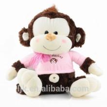 Affe Plüschtier mit Tuch