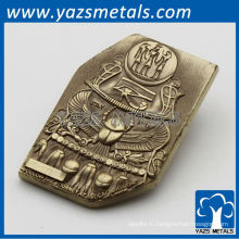 Дешевые изготовленный на заказ металл спорт памятная монета