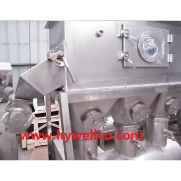XF Series Horizontal Fluid Bed Dryer