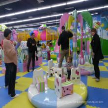 Детская игровая площадка для детей Крытая игровая площадка для детей