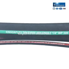 Hydraulic Rubber Flexible Hose EN856 4SH Hose Pipe