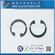 Hecho en Taiwán Acero inoxidable Acero al carbono Básico Interno RTW anillo de retención Ring Snap