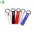 Personalized Custom Printing Bracelet Silicone Keychains