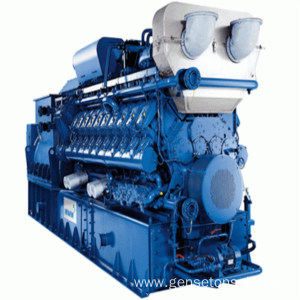 MWM Gas engine TCG 2020