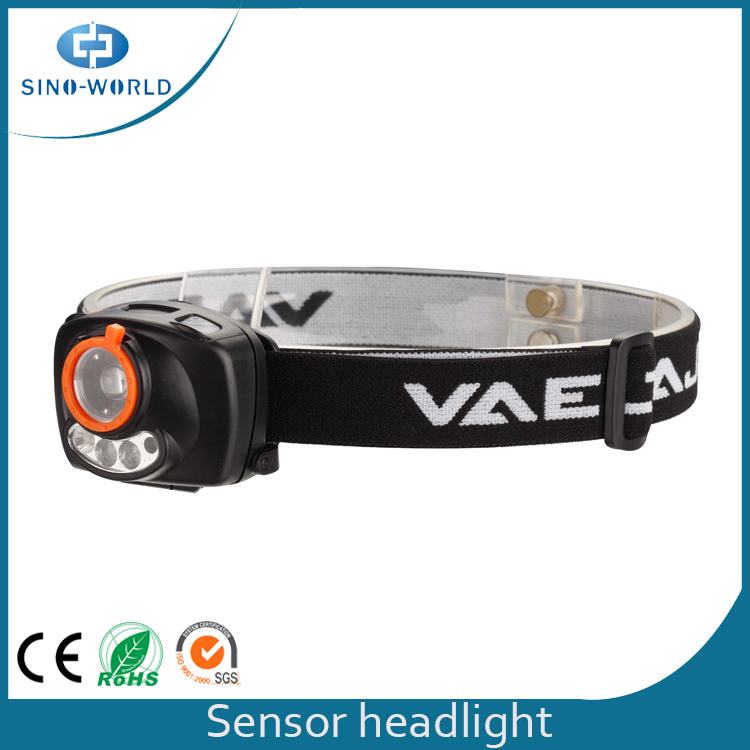 Zoomable Head Light